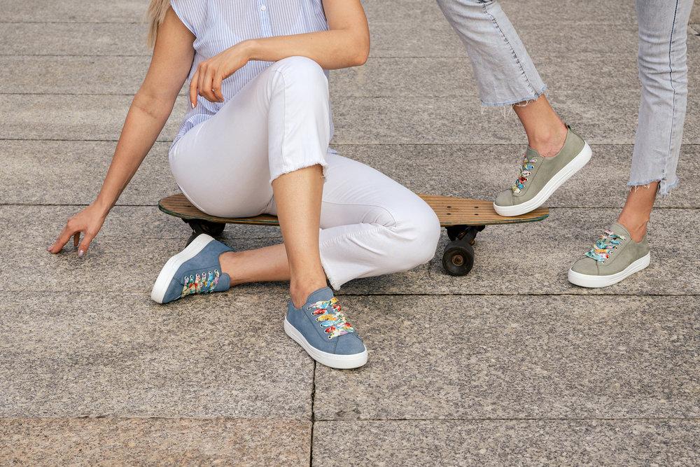 Schoenen Pantas Aalst sneakers